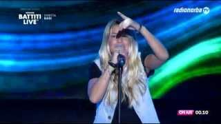 Emma Marrone - Battiti Live 2013 - Bari