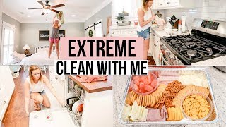 EXTREME CLEAN WITH ME 2019 // ULTIMATE CLEAN WITH ME // CLEANING MOTIVATION