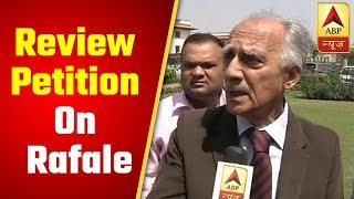 Rafale Deal: Arun Shourie Expresses Delight After SC Accepts Stolen Papers As Evidence   ABP News