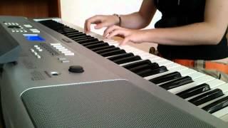 Rihanna - Unfaithful on piano
