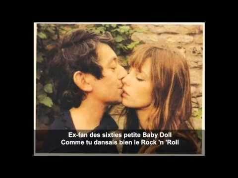 Ex-fan des sixties - Jane Birkin