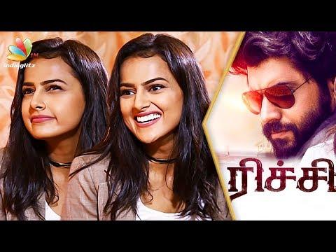 Unfortunately NO romance with Nivin Pauly : Shraddha Srinath Interview   Richie Tamil Movie