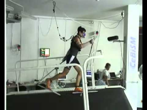 k4b2 vo2max test on treadmill with rollerski for cross. Black Bedroom Furniture Sets. Home Design Ideas