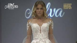 Показ свадебных платье Milva 2019/Платья в стиле Бохо/    St Petersburg Bridal Fashion Week 2018