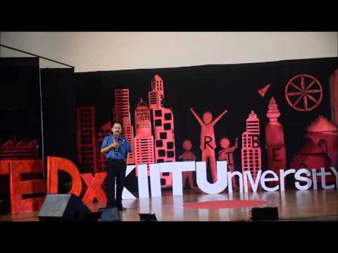 Necessity is the mother of invention | Dr. Uddhab Bharali | TEDxKIITUniversity