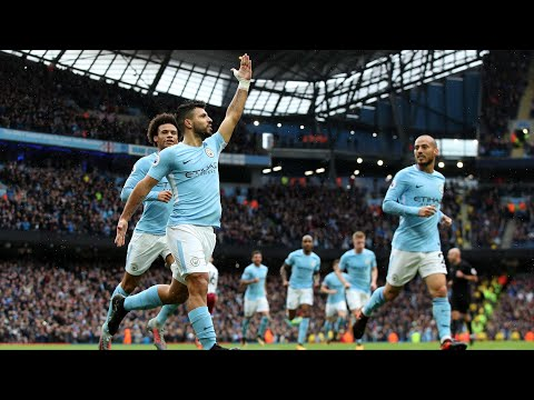 Guardiola delighted as Manchester City go five points clear