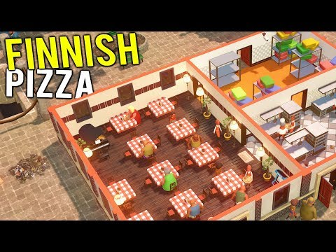 WORLD'S WEIRDEST PIZZA CHAIN MAKES AN ABSOLUTE FORTUNE! - Pizza Connection 3 Gameplay