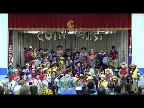 Goin West Caruthersville Elementary School Assembly