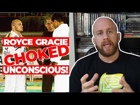 Wallid Ismail vs Royce Gracie Story Video