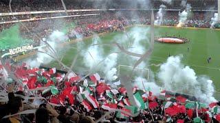 Sfeer, Opkomst Feyenoord - Ajax 08-11-2015