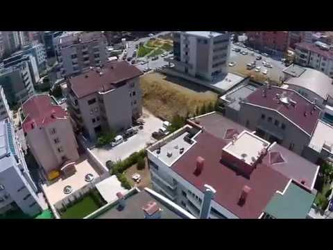 Dji Phantom 2V+ | Ankara | Hava Çekimi Görüntüleri (Aerial Video) 2014