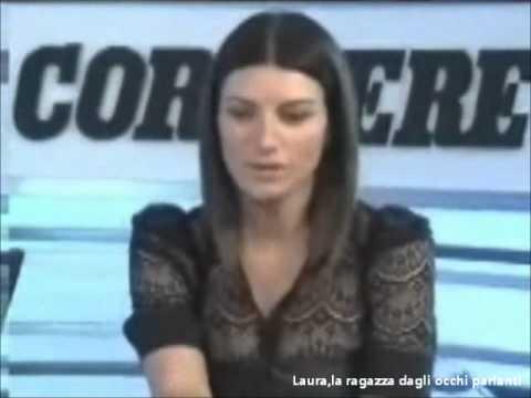 Laura Pausini Video chat Corriere della Sera - 23.11.08..(Seconda Parte) wmv