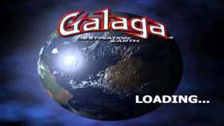 Quick Look | Galaga Destination Earth (2000) - Playstation 1 HD