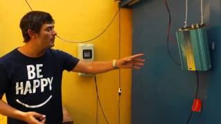 Cómo hacer paneles solares de forma eco...