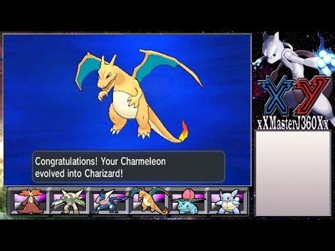 Pokemon X & Y Let's Play: (Y) Evolution Marathon!!! & Venture to Reflection Cave