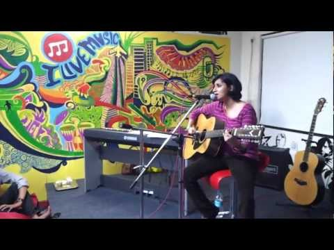 Nandini Srikar - Bhare Naina (Unplugged) at Muziclub Mp3