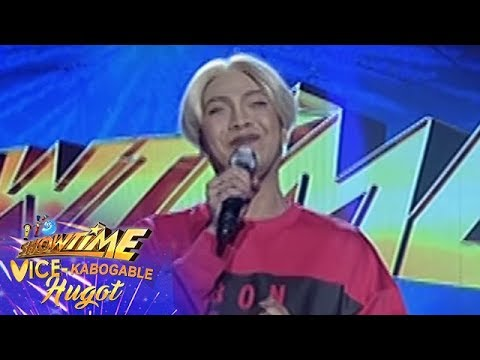 It's Showtime Vice-kabogable Hugot - Episode 13