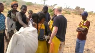 DramiŃski– Szkolenie Ultrasonograficzne Weterynarzy W Afryce/ultrasound Training For Vets In Africa