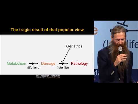 Aubrey de Grey - How to Defeat Aging