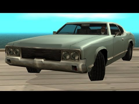 Gta San Andreas Sabre Youtube