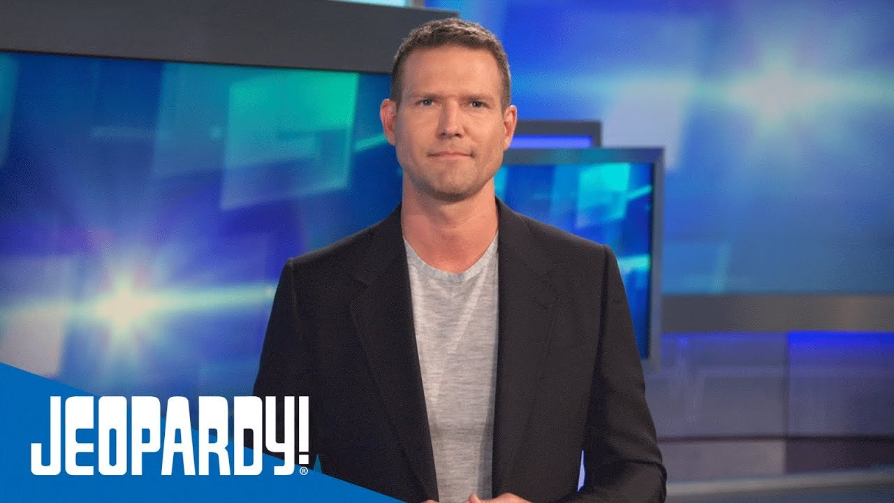 We Asked: Dr. Travis Stork | JEOPARDY! - fweewfewfewfwefew