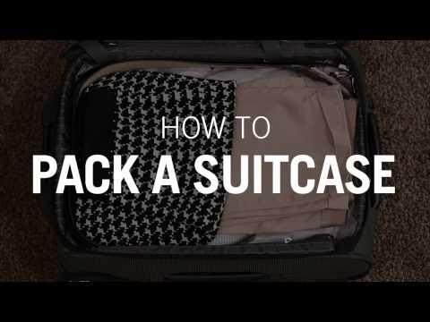 , Come preparare la valigia in modo semplice e veloce
