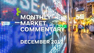 E*TRADE Monthly Market Commentary | December 2017