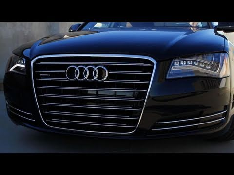 2011 audi a8 review luxury and more youtube. Black Bedroom Furniture Sets. Home Design Ideas