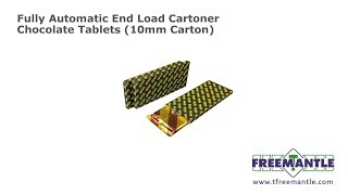 T Freemantle Ltd - Auto Cartoner for Chocolate Tablets
