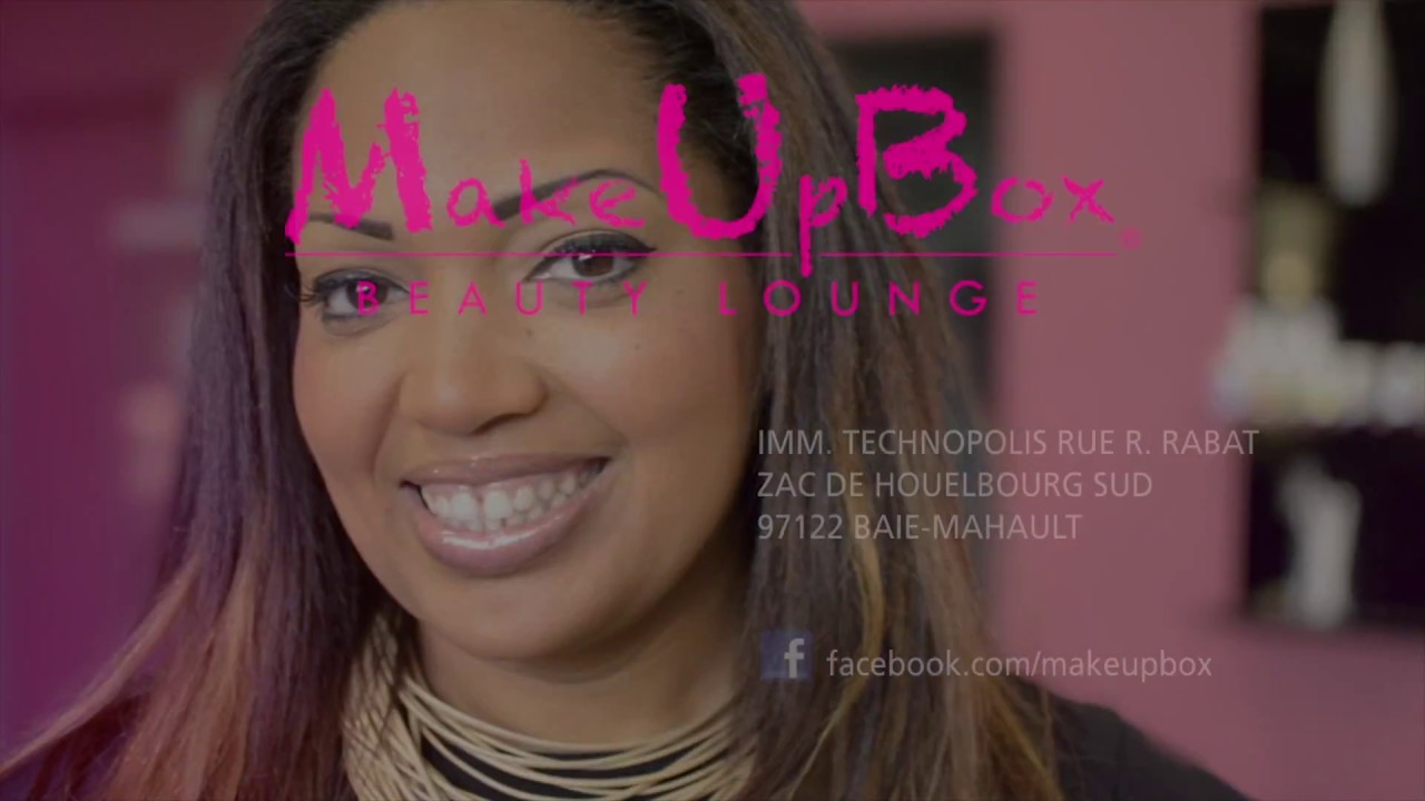 Spot : Make Up Box