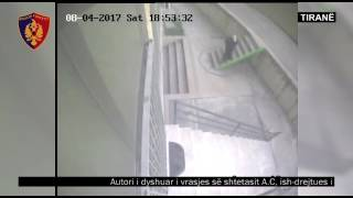 Video 2 - Autori i vrasjes se Artan Cukut