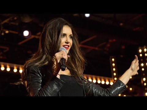 "Thumbnail: Nina Dobrev Heats It Up in ""Let's Get In On"" Lip Sync Battle Preview"