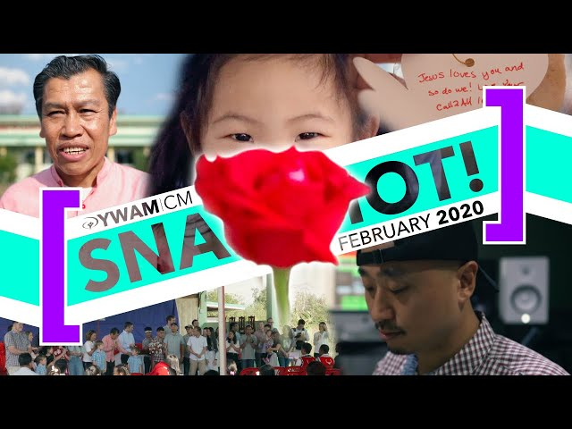 Snapshot / February 2020 / New Property, Valentines Day Outreach, DTS, and the Music Studio!