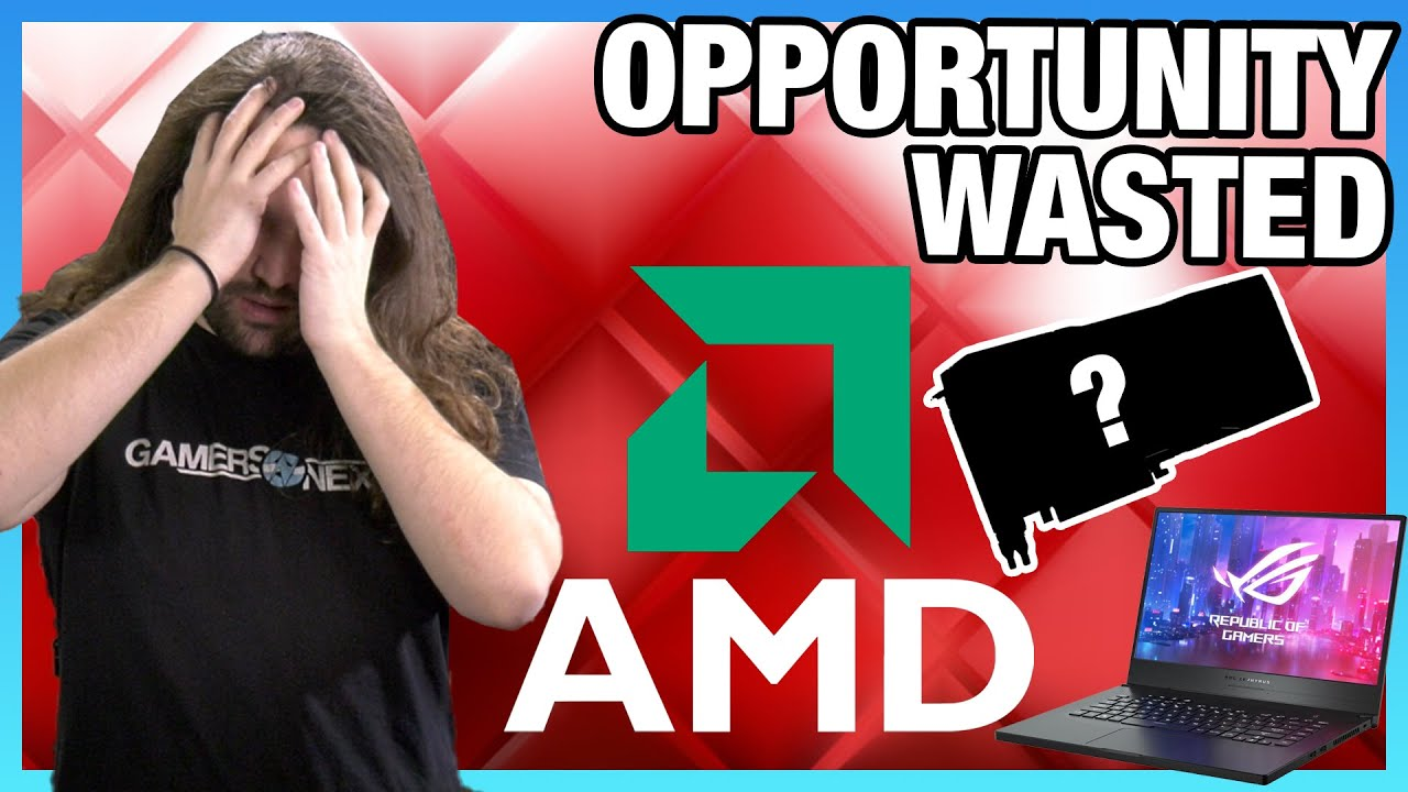 AMD's Wasted Keynote: Non-X Ryzen 5000 CPUs (OEM) New Laptops & RX 6000 Updates in 1H21 – Gamers Nexus