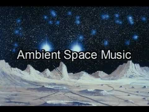 Ambient Cosmic Space Music with Sci Fi Scenes from Other Worlds