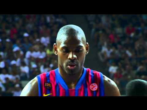 Dallas Mavericks @ FC Barcelona 2012 NBA Euroleague Preseaso