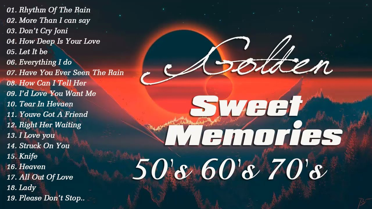 Most Old Beautiful Sweet memories Love Songs  70s 80s - Best Romantic Love Songs Falling In Love