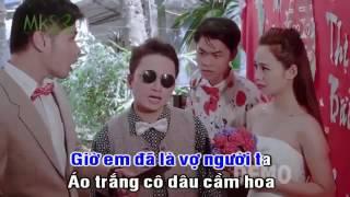 Karaoke - Vợ người ta - Mạnh Quỳnh Beat chuẩn