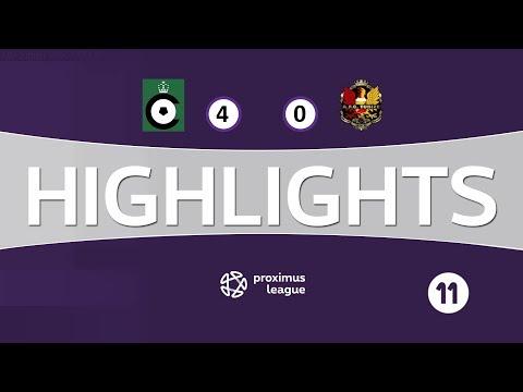 Highlights FR / Cercle - Tubize / 23/09/2017