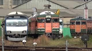 相模鉄道10000系10701F入場―構内移動 長野総合車両センター