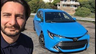 Toyota Corolla Hatchback 2019 - Detalles en vivo