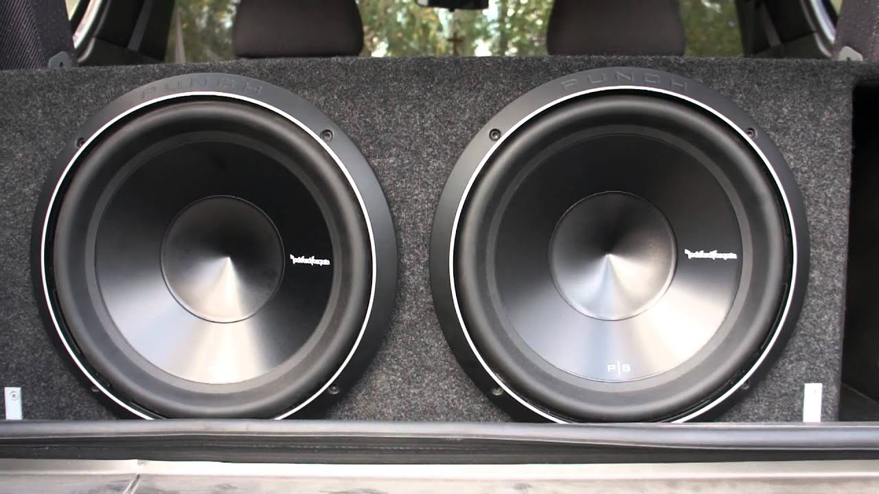 The Best 12-Inch Subwoofers of 2018 | AxleAddict