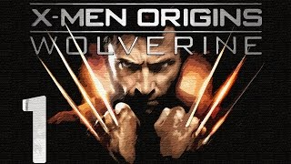X-Men Origins: Wolverine Walkthrough Gameplay 60FPS HD - Intro - Part 1