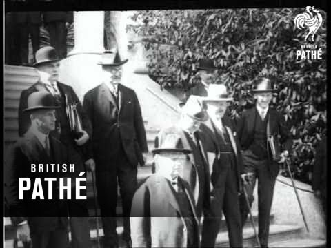 Locarno Peace Pact 1925 Youtube