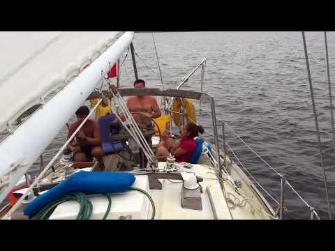 Sailing Tayana 37, Florida