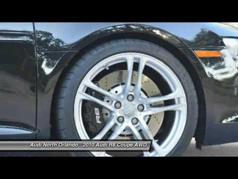 Audi R AN YouTube - Audi north orlando