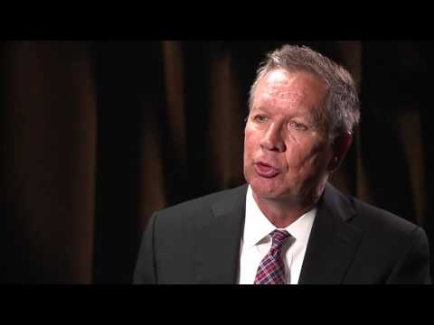 Gov. John Kasich extended interview with News 5