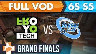 Froyotech vs GlobalClan Ice - RGL 6s S5 GRAND FINALS - Full VOD