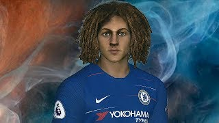 THE TEXTURES OF FACES REPACK UPDATED L KE PES 2019 V1 AND V2 FOR PES 2017