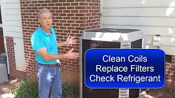 HVAC Maintenance Checklist | Raleigh | NC | heating | air conditioning